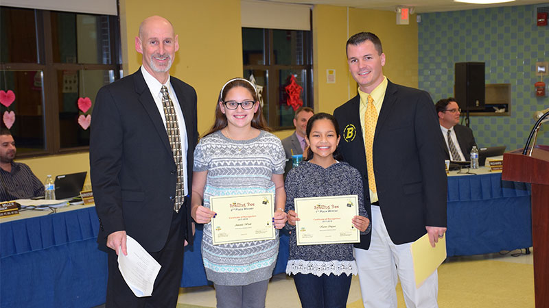 Board of Education Celebrates Districtwide Accomplishments