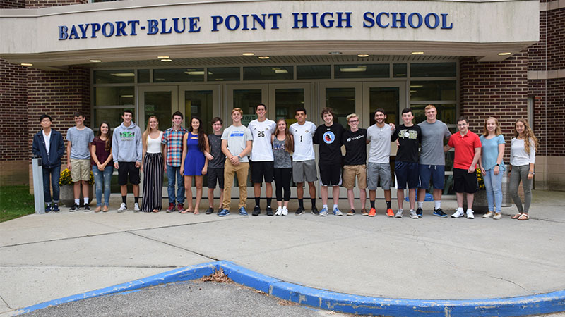 Advanced Placement Scholars Named