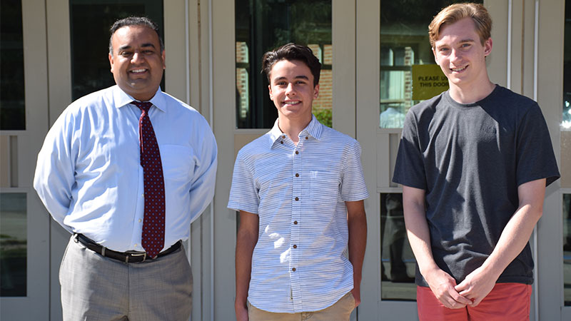 BBPHS Names Top Students