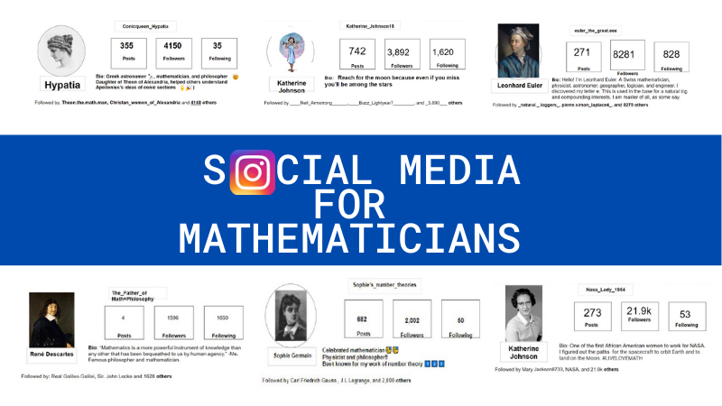 Social Media for Mathematicians