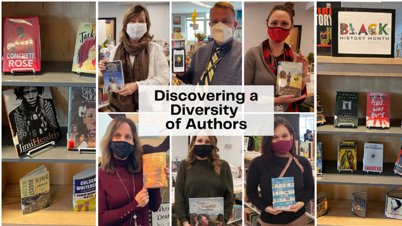 Discovering a Diversity of Authors