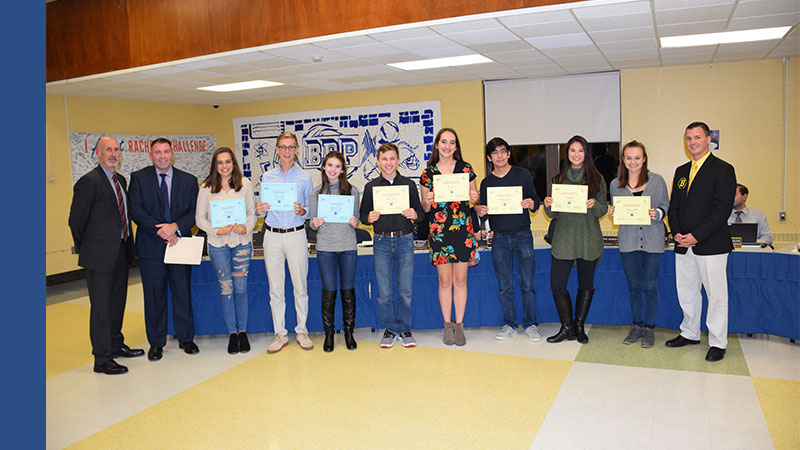 BOE Recognizes Accomplished Student-Musicians