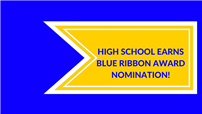 Blue Ribbon Nomination