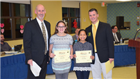 Board of Education Celebrates Districtwide Accomplishments photo