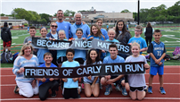 Friends of Carly Fun Run Photo