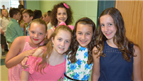 Academy Street Elementary Moving Up Ceremony Photo
