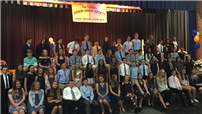 National Junior Honor Society Inductions photo