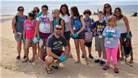 Corey Beach Cleanup Pic