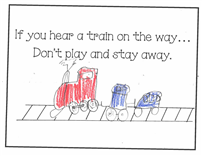 Promoting Train Safety photo 2 thumbnail139391